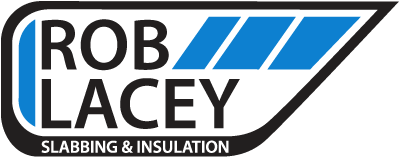 Rob Lacey Slabbing & Insulation logo